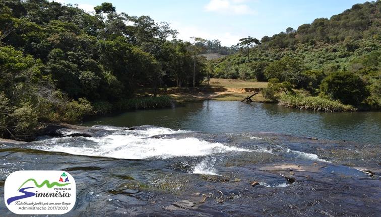Cachoeira no Povoado do Marreco