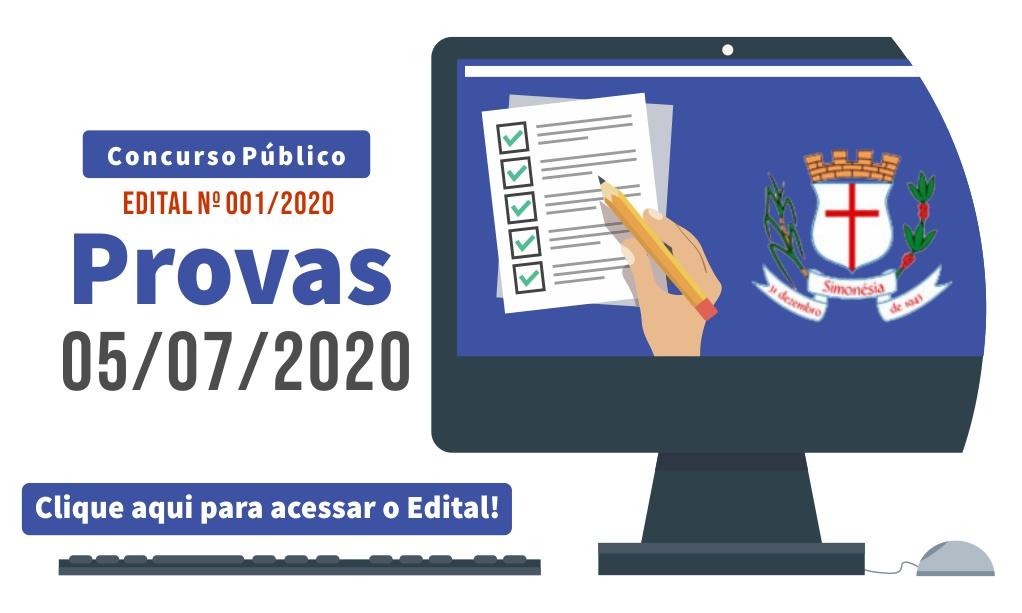 Concurso Público Nº 001/2020